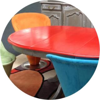 relooking de meubles par patrick charot relookage de. Black Bedroom Furniture Sets. Home Design Ideas